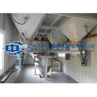 CZP series weighing and batching system